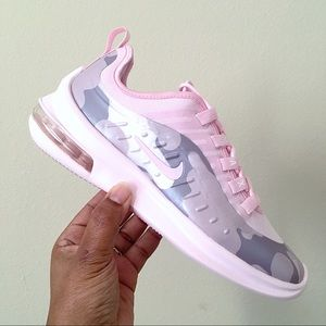 Women's Air Max Axis Premium Sneakers, Pale Pinkpink Foamblack